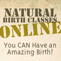 Natural Birth Classes NBC250x250