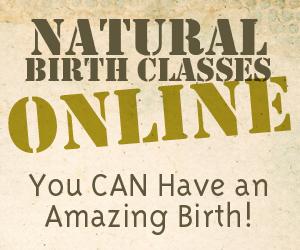 Natural Birth Classes NBC300x250