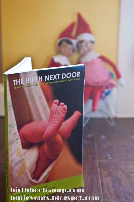 Elf On The Shelf Pregnancy Pictures Birth Boot Camp