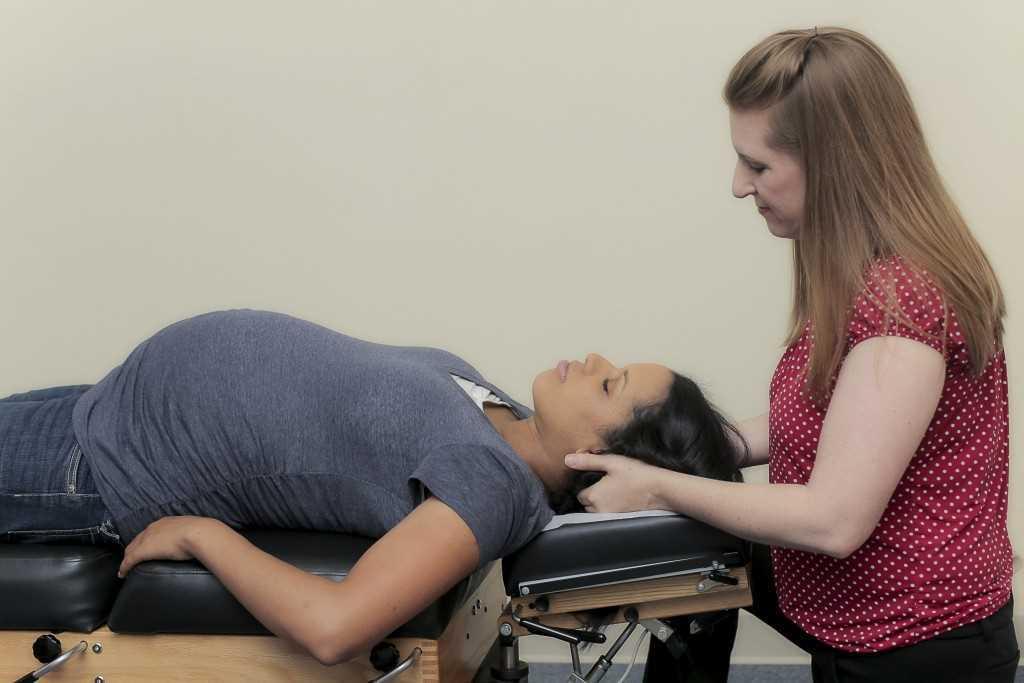 Chiropractic adjustments during pregnancy