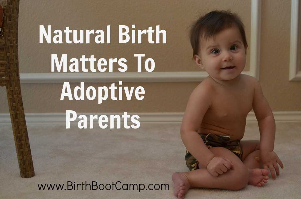 birth matters to adoptive parents