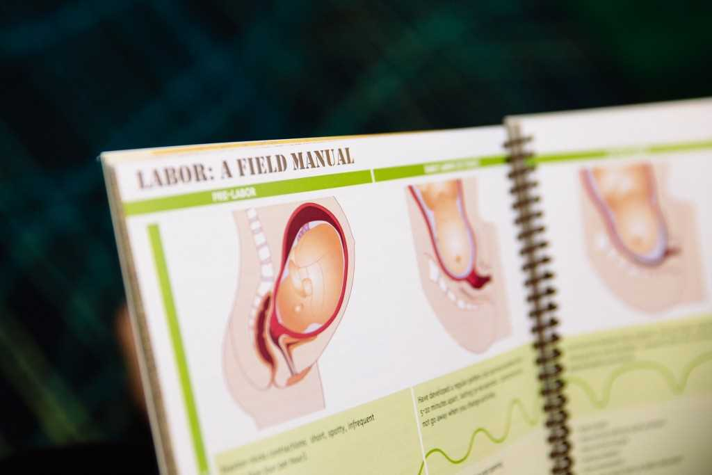Birth Boot Camp Field Manual