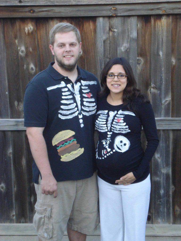 Pregnancy Halloween Costume