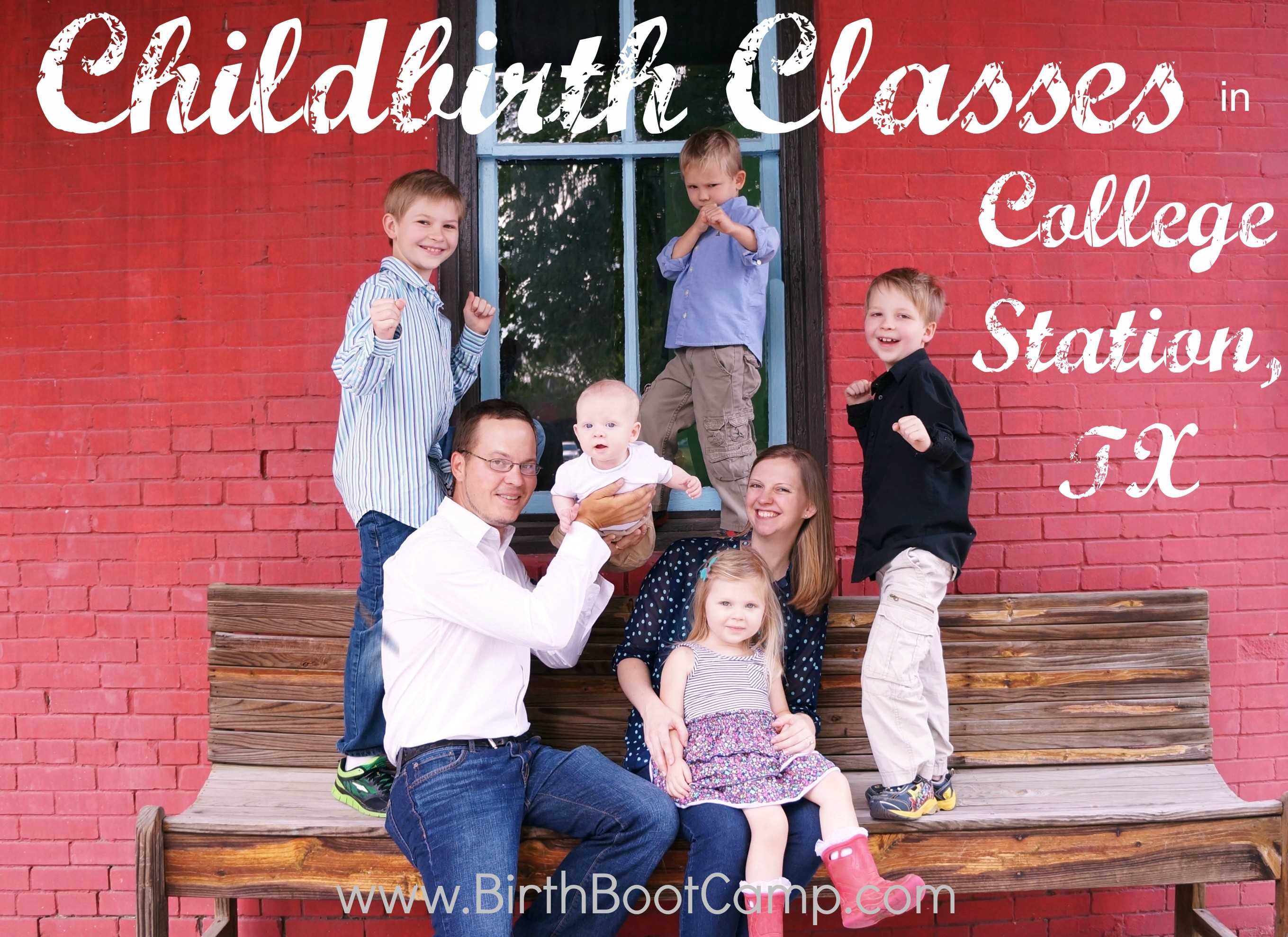 Childbirth classes in College Station and Bryan. TX