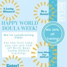 doula training discount