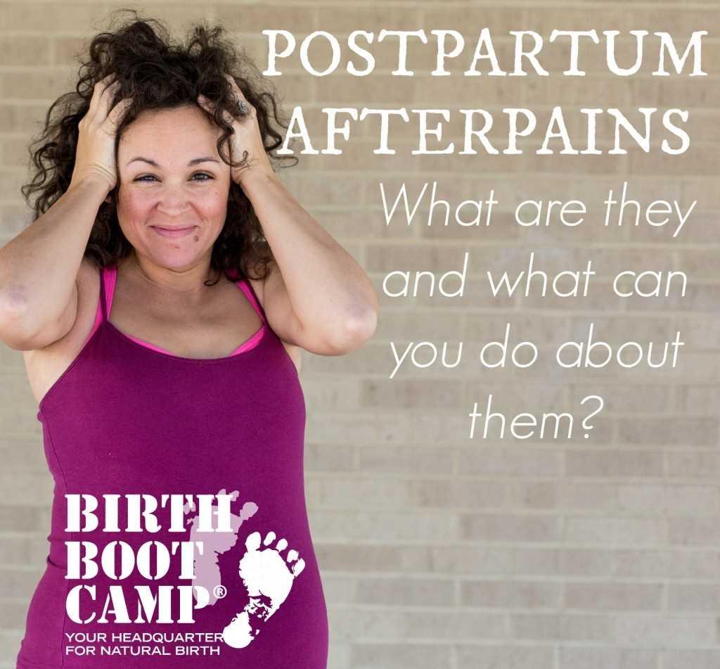 Postpartum Afterpains