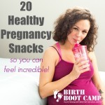20 Healthy Pregnancy Snacks