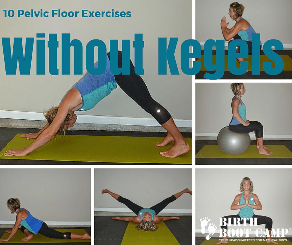 Pelvic Floor Without Kegels