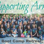 Supporting Arms, Birth Boot Camp Retreat, 2015