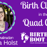 Jessica Holst, Birth Boot Camp instructor, IOWA