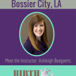 childbirth classes in bossier city, LA