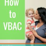 How to VBAC