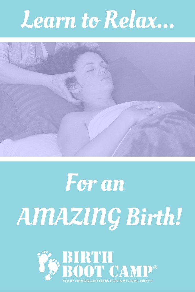 Learn to Relax for an Amazing Birth