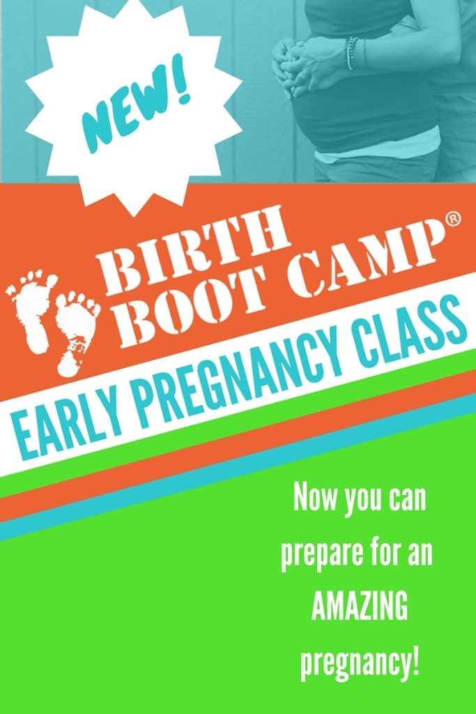 Early Pregnancy Class
