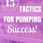 15 Tactics For Pumping Success