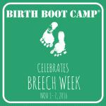 Breech Baby Awareness- Celebrating Breech Week