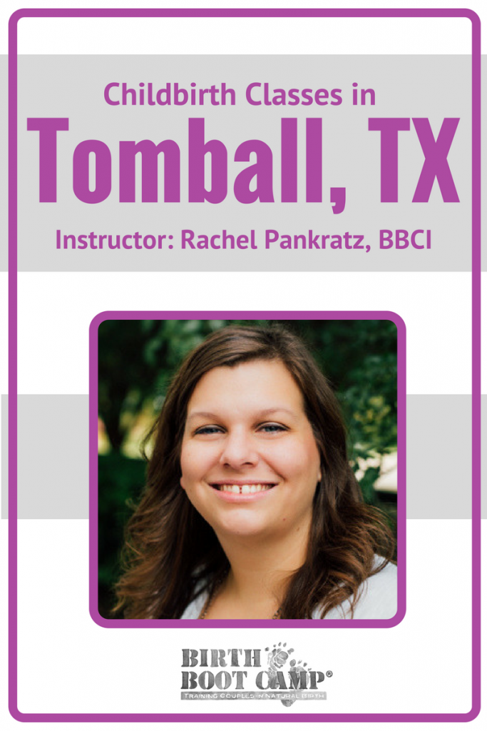 birth classes in Tomball, TX