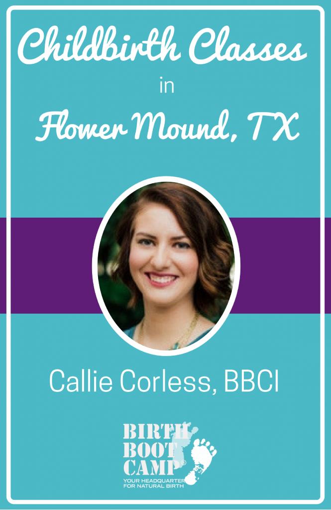 birth classes in flower mound, TX