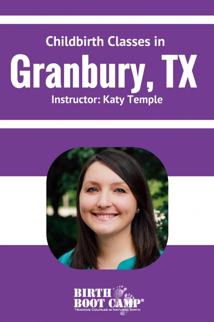 birth classes in Granbury, TX