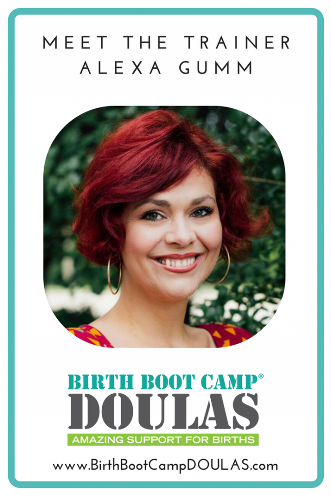 meet the birth boot camp doula trainers
