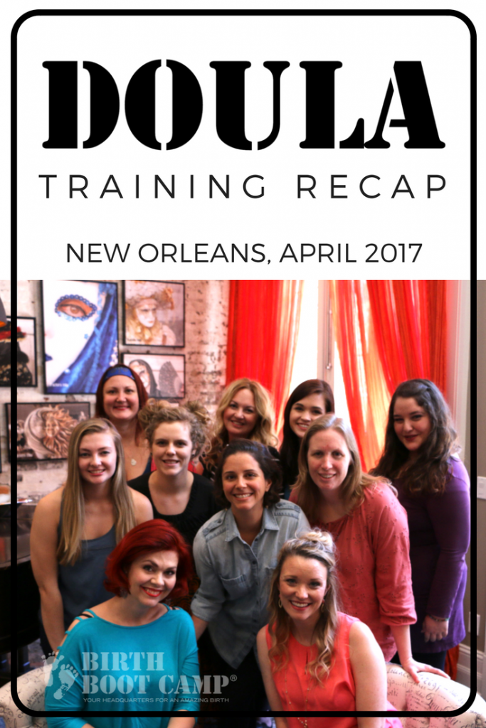 new orleans doula training highlights