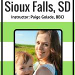 birth classes in sioux falls, SD