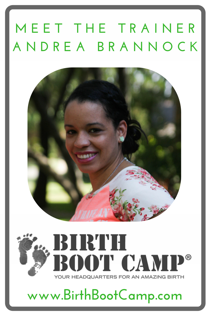 Introducing Andrea Brannock, Birth Boot Camp Instructor Trainer