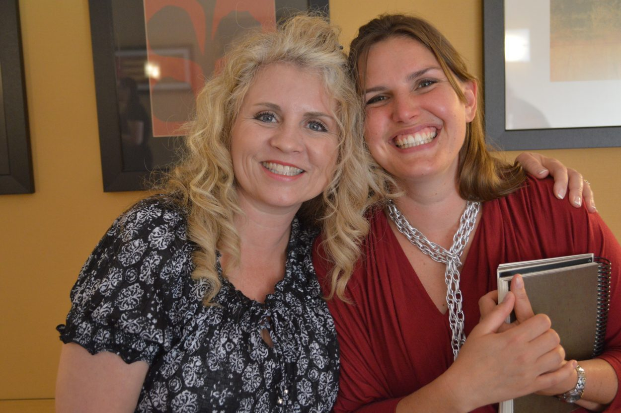 Introducing Sarah Clark, Birth Boot Camp Instructor Trainer.