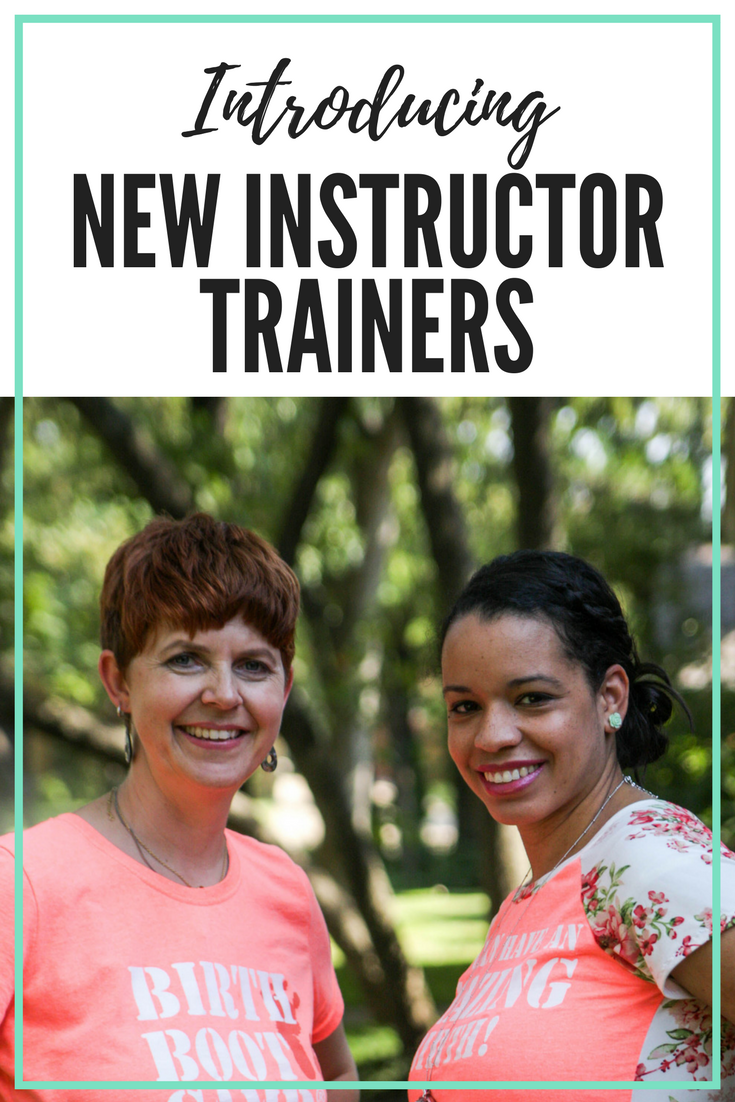 Introducing Your Newest Birth Boot Camp Instructor Trainers