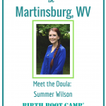 Doula in Martinsburg, WV