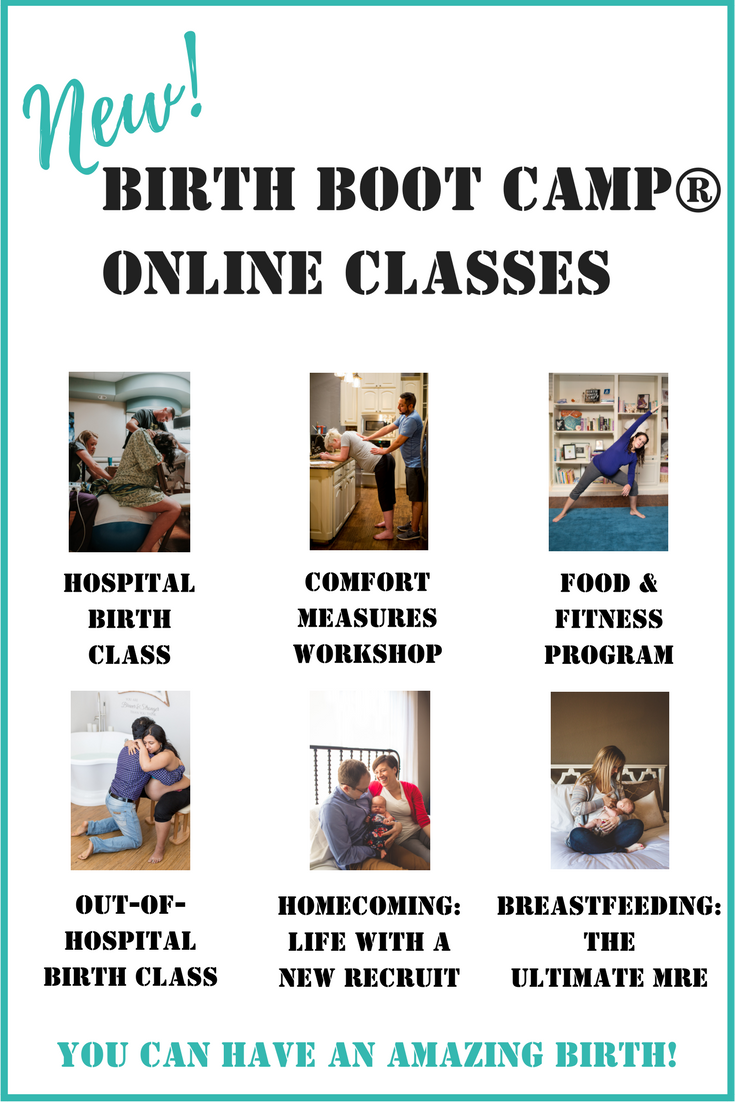 New Birth Boot Camp Online Classes