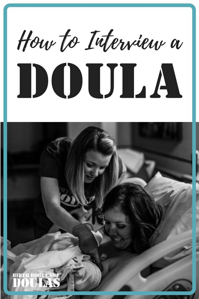 How To Interview A Doula