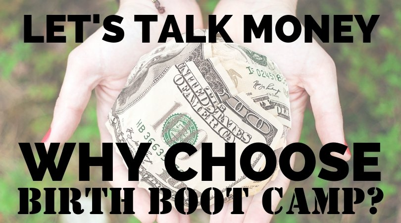 Let's Talk Money - Why Certify as a Doula with Birth Boot