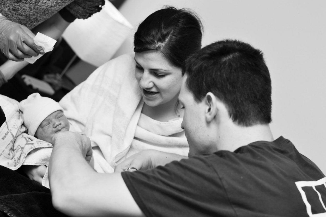 Caryn Allen's Home breech birth